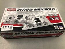 Engine Intake Manifold-C357-B Three-Deuce Edelbrock 5418