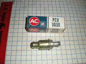 AC CV851C GM 8997683 PCV Valve NOS 1985-1990 Buick Olds Chevrolet Pontiac 307