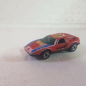 Vintage Hot Wheels Redline Mercedes Benz C111 red enamel loose