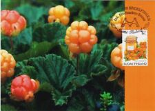 Cloudberry Berries International Briefmarken Sindelfingen Finland Mint Maxi 2005