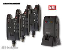 Cormoran ProCarp F 8000 - Elektronischer Funk Bissanzeiger - Set 3+1