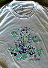 Na Wahine O Ke Kai Hawaii Canoe Paddling Long Sleeve Athletic Shirt White XL l