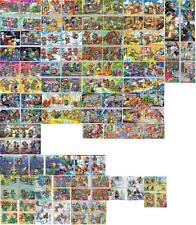 Superpuzzle/Puzzle-Ü-EI/Überraschungsei-FERRERO-DEUTSCH-KOMPLETT+ BPZ-ab EUR 1: