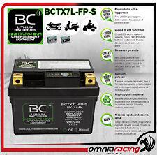 Batería De La Motocicleta Litio BC BCTX7L-FP-S corresponsal YTX7L-BS