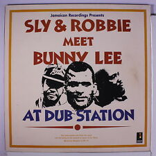 Sly & Robbie meet bunnly Lee at Dub Station NEW VINYL LP 10.99 £
