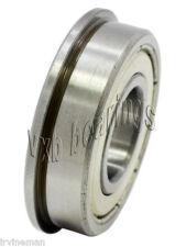 SLOT CAR Flanged Shielded Bearing 3x6x2.5 Miniature Ball Bearings