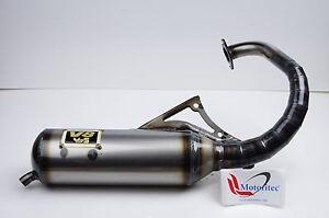 Performance exhaust pipe 90cc  for  Honda DIO 50 Elite 50 AF18E AF28 2T 50cc