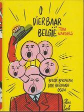 Herr Seele Boek O dierbaar België Tom Naegels België bekeken door beroemde ogen