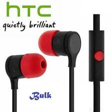 Genuine HTC One M7 M8 Headphones Earphones With Beats Technology Mini Max Desire