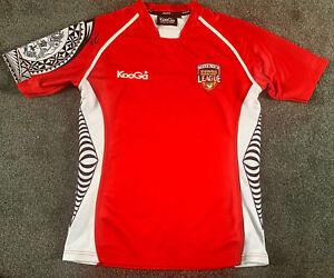 Mate Ma'a Tonga 2008/09 KooGa National Rugby League Shirt Jersey Size: Medium