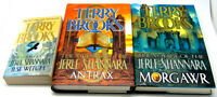 Complete Voyage of the Jerle Shannara Series, Ilse Witch, Antrax, Morgawr