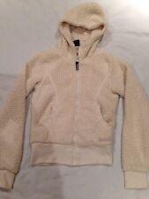 Bench- Cream Fur Jacket XS