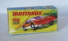 Repro box Matchbox Superfast nº 66 Mazda RX 500