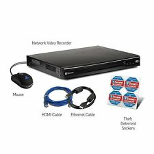 Swann NVR8-7400 8 Ch 4MP 2TB HDD Suit NHD 815, NHD 818, NHD 819 CAMERA RRP $799