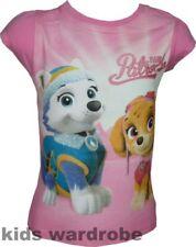 T-shirts et débardeurs roses manches courtes à 5 ans pour fille de 2 à 16 ans