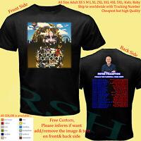 PETER FRAMPTON TOUR 2019 Concert Album Shirt Adult S-5XL Youth Babies Toddler