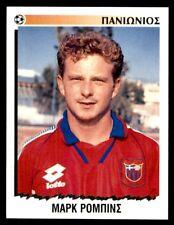 Panini Greece Football/Podosfairo 1998-99 Panionios F.C. No. 281