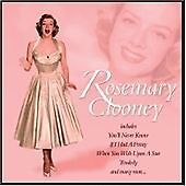 NEW CD.Rosemary Clooney .End Of Stock!