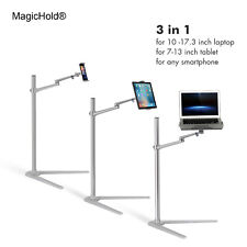 Magichold laptop & ipad/IPad Pro/all tablet stand fr Netflix movie on bed-New