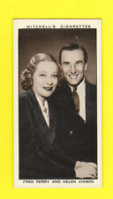 TENNIS - STEPHEN MITCHELL & SON - A GALLERY OF 1935 -  FRED  PERRY  - 1936
