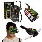 Ghostbusters Proton Pack, PKE Meter, Ghost Trap + Ecto Goggles Spirit Halloween