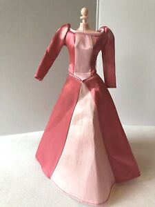 Disney Barbie Princess Aurora Sleeping Beauty Gown / Dress