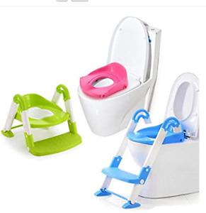3in1 Toliettentrainer mit Leiter Baby Töpchen Babytoilette für Babies NEU Klo