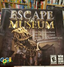Escape To The Museum PC GAME - FREE POST