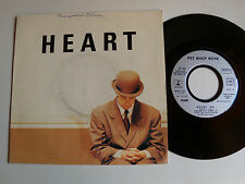"""PET SHOP BOYS: Heart / I get excited 7"""" 45T 1988 French press PARLOPHONE 2024697"""