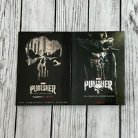 THE PUNISHER Complete Seasons 1 & 2  DVD Region 1 US Brand New Fast Shipping