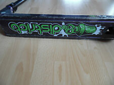 Stuntscooter District Farbe Purpe/schwarz (Eigenzusammenstellung)