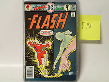 The Flash #242 Dc Comics 1976 Fn The Fastest Man Alive vs The Electric Gang