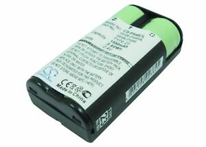 Replacement Battery For GE 2.4v 1500mAh Cordless Phone Battery
