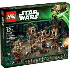 LEGO Star Wars Ewok Village Play Set 10236,Brand New Sealed Sold Out UCS