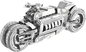 Dodge Tomahawk Metal Model Kit Concept Motorcycle Style 3D Laser Cut Small Nano