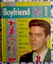 Boyfriend Book / Annual Original 1961 With Dust Cover Excellent Condition