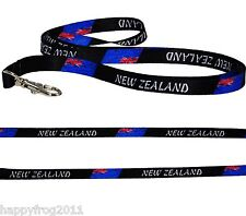 Satin NEW ZEALAND FLAG LANYARD Neck Strap for Mobile Ipod Conference Pass Badge