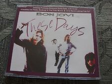 Bon Jovi:  These Days   CD Single     NM
