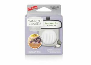Yankee Candle CHARMING SCENTS Refill Fragrance LEMON LAVENDER SCENT NEW IN BOX
