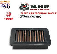 W BOX FILTER MALOSSI PER FILTRO ARIA SPORTIVO YAMAHA T-MAX TMAX 500  ANNO 2009