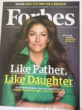 Forbes Magazine Dylan Lauren Daughter Of Ralph Lauren May 23, 2011 081317nonrh