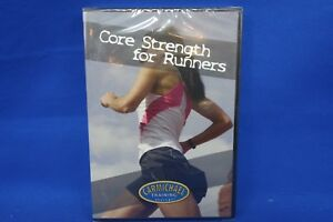 CTS Carmichael Training Systems DVD Core Strength for Runners Triathlon Marathon