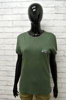 Maglia CHAMPION Donna Taglia Size XL Maglietta Shirt Woman Manica Corta Cotone