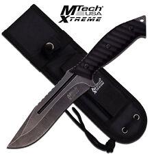 KNIFE COLTELLO DA CACCIA MTECH-8132 SURVIVOR SOPRAVVIVENZA SURVIVAL STILE RAMBO