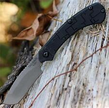 Couteau Tops Knives TRAZ-01 TAC-Raze Friction Acier Carbone 1095 USA TPTRAZ01