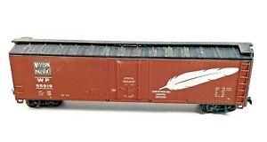 HO Vintage Western Pacific 55919 50'  Boxcar