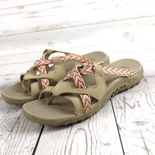Skechers Outdoor Lifestyle Size 11 Slip On Flip Flop Thong Sandals