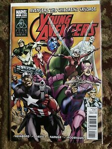 YOUNG AVENGERS THE CHILDREN'S CRUSADE #1 ONE SHOT (2011)