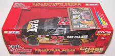 2002 Racing Champions 1:24 WARD BURTON #22 CAT Dealers Dodge
