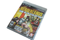 New Sealed Borderlands -- Game of the Year Edition (Sony PlayStation 3)